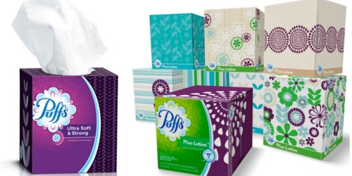 Better Than FREE Puffs Tissue Boxes at Walgreens & CVS