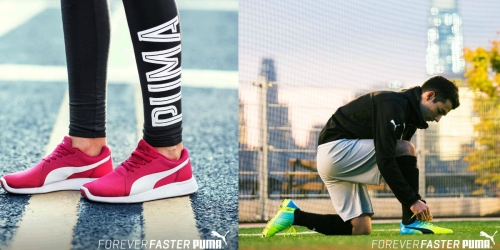 PUMA Private Sale – Up to 75% Off & Free Shipping = Socks, Beanies & Soccer Balls Under $10 Shipped