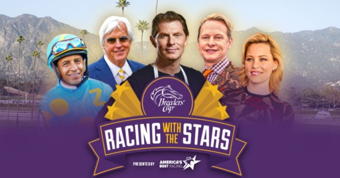 Racing with the Stars