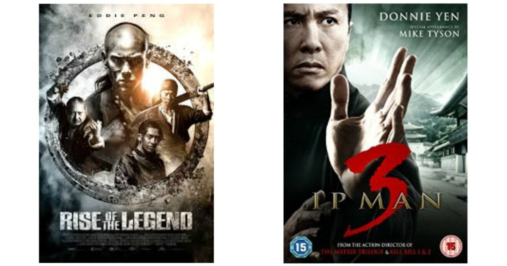 Rise of the Legend and IP Man 3