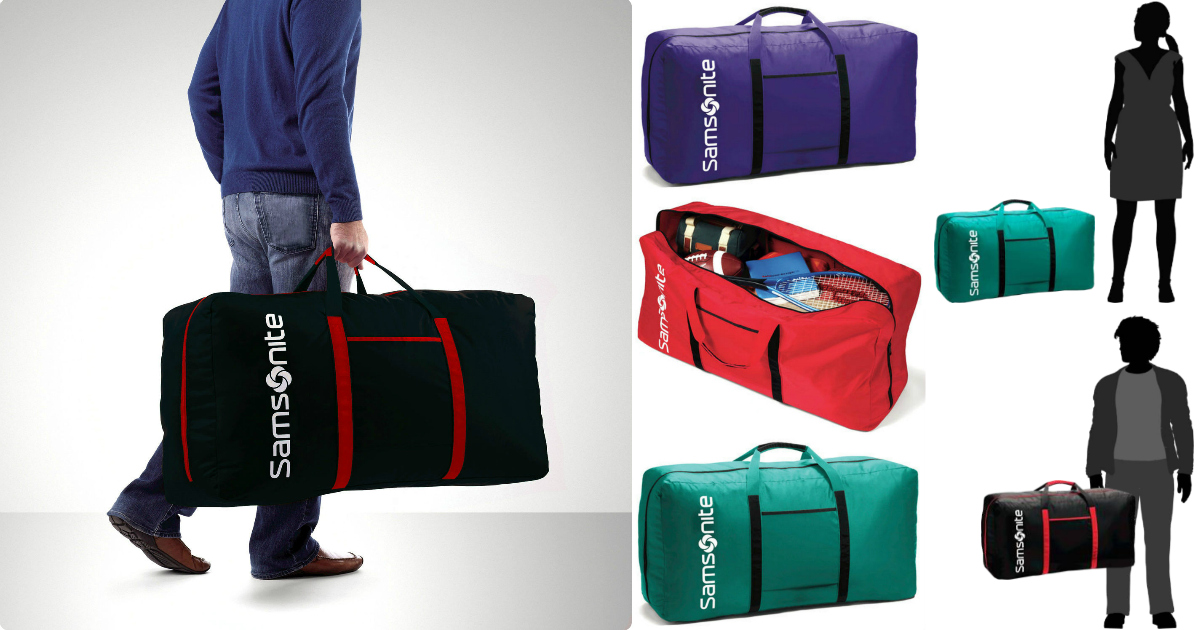Today Only Or While Supplies Last Samsonite Is Offering Up To 72 Off Select Items And Free Shipping When You Enter The Promo Code Deals At Checkout
