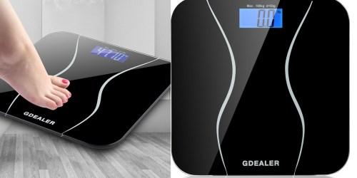 Amazon: Digital Bathroom Scale ONLY $12.99 (Regularly $35.99)