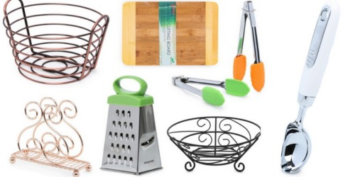 Tons of Kitchen Accessories Starting at $1 (Ice Cream Scoop, Mini Cheese Grater & More!)