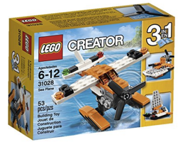 LEGO Creator Sea Plane set