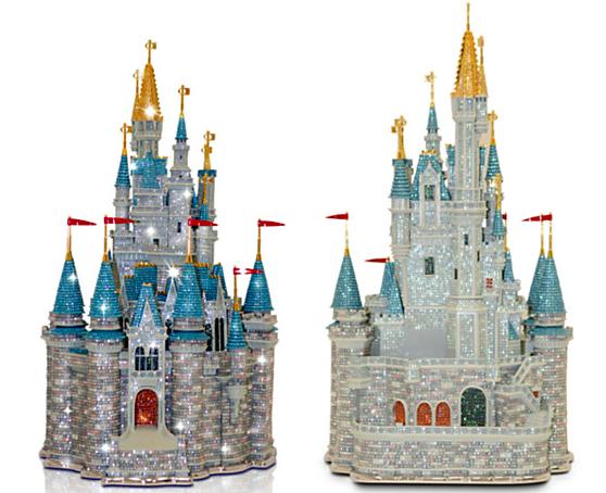 Walt Disney World Cinderella Castle Sculpture