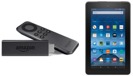 HOT* Savings On Amazon Echo, Amazon Tap, Fire TV Sticks