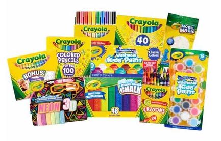 crayola products