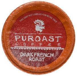 Puroast Coffee Dark French Roast