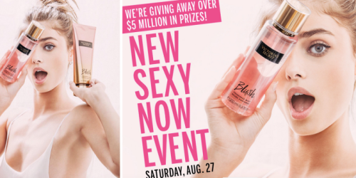 Victoria's Secret Instant Win Game: 370,000+ Win Free Products w/ NO Purchase Needed (August 27th)