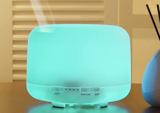 InnoGear 500 ml Essential Oil Diffuser & Cool Mist Humidifier