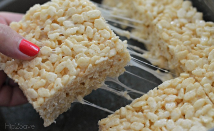 Secrets to great Rice Crispies Treats