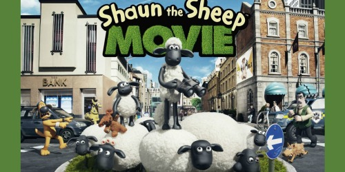 Amazon Instant Video: BUY Shaun The Sheep Movie in HD for ONLY $4.99