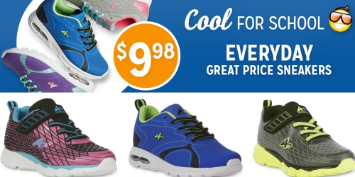 Kmart.com: 4 Pairs of Kids' Shoes Only $4.88 Each Shipped (After Shop Your Way Rewards Points)