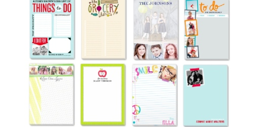 My Coke Rewards Members: Possible Free 5×7 Shutterfly Notepad (Check Your Inbox/Account)