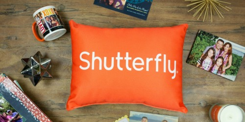 Shutterfly Email Subscribers: Possible FREE $20 to Spend at Shutterfly (Check Your Inbox)