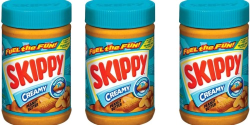 Walgreens: Skippy Peanut Butter Only $1.19 (After Ibotta) Starting 8/21