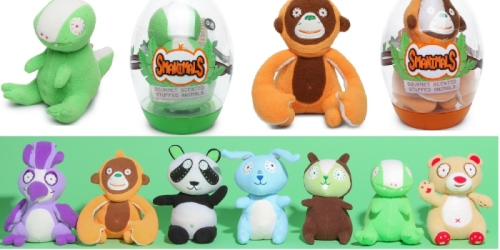 Smanimals Scented Stuffed Animals & My Own Monsters ONLY $3 Each (Regularly $14+)