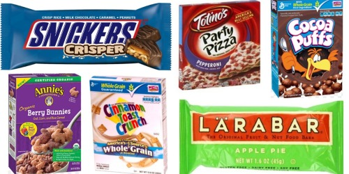 LOTS of New Coupons! Save on Tide, Skippy, LARABAR, Dawn, Pampers, Bounce & More