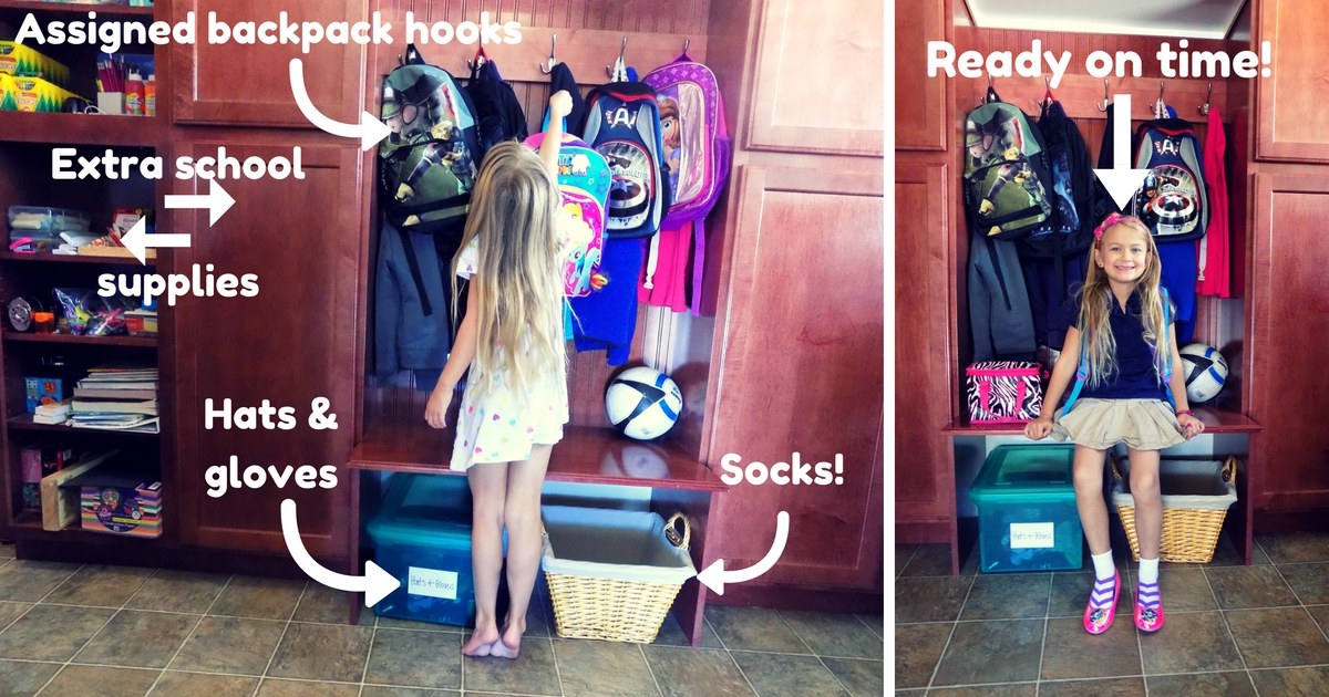Back-to-School Organization Hacks