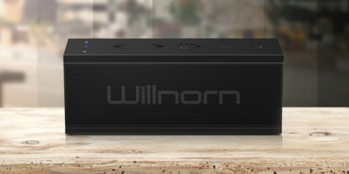Amazon: Willnorn SoundPlus Dual-Driver Wireless Bluetooth Speaker Only $27.99 (Regularly $59.99)