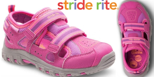 Kohl's Cardholders: Stride Rite Girls' Sandals Just $10.64 Shipped (Regularly $38)
