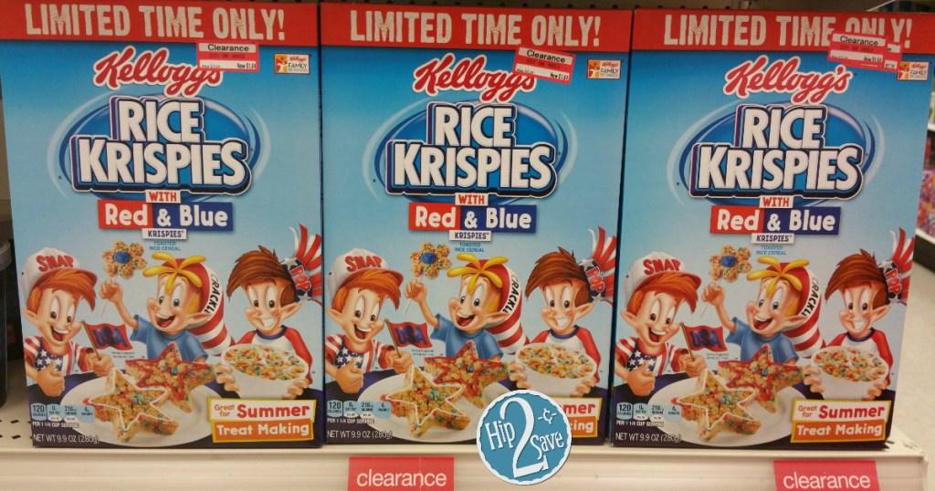Target Cereal