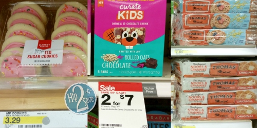 Target Cartwheel: New Grocery Offers = Nice Deals on Market Pantry Sugar Cookies, Eggs, Bread & More