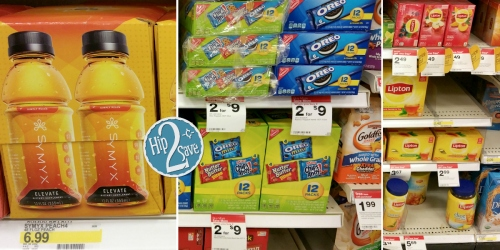 Target Cartwheel: New Grocery Offers = Nice Deals on Nabisco Multipacks, Bacon, Steaks & More