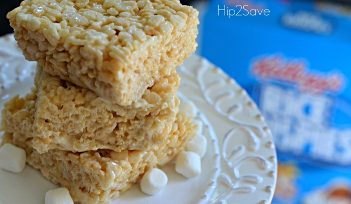 The Key to a Good Rice Krispies Square