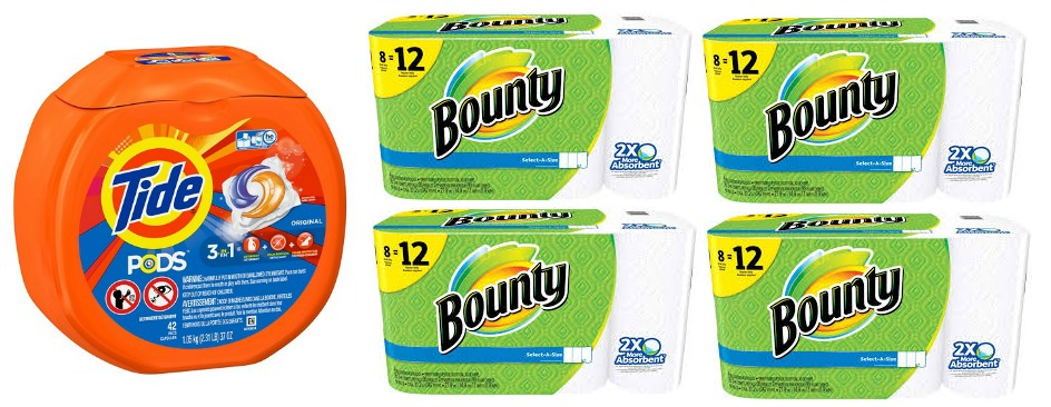 tide and bounty