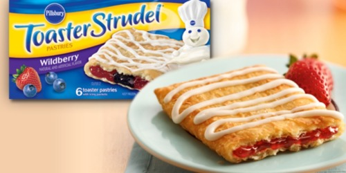 Target: Pillsbury Toaster Strudels Only $1.16