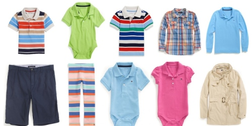 Tommy Hilfiger: Extra 50% Off Outlet Items = Kid's Polos ONLY $6.49 (Reg. $24.99)