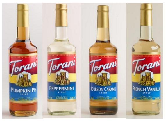 Torani Syrup
