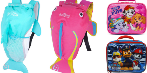 ToysRUs: TWO Backpacks AND Lunch Tote ONLY $19.98 Shipped