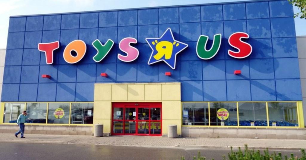 ToysRUs Store Pic