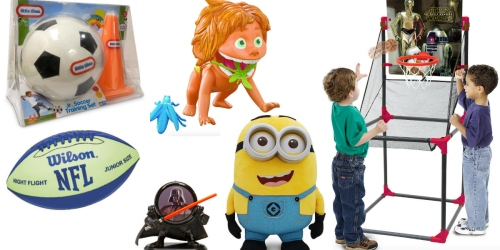 ToysRUs.com: 20-50% Off Toy Clearance Event (Save on Minions, Sporting Goods & More)