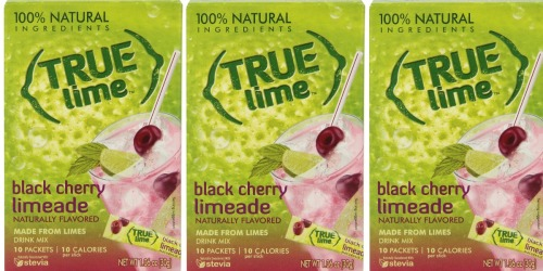 Amazon: True Lime Limeade 10 Count Stick Pack Only $1.56 Shipped