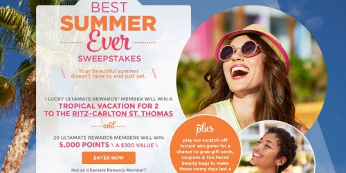 ULTA Sweepstakes: Win Too Faced Products, $25 Gift Codes & More (Over 10,000 Winners)