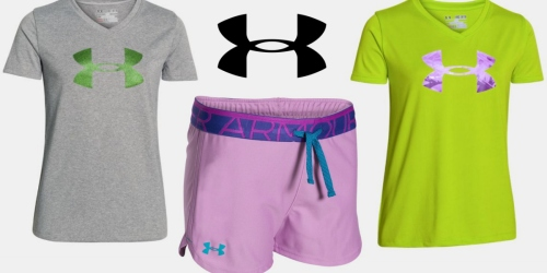Under Armour Outlet: FREE Shipping on T-Shirts & Shorts – Starting at Only $11.99 Shipped (Reg. $19.99)