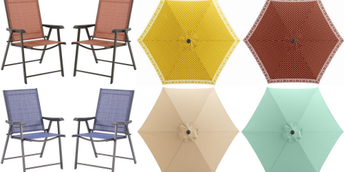 Kohl's Shoppers! Extra 40% Off Patio Furniture + Stacks with 30% Off Cardholder Code