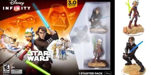 Walmart: Disney Infinity Starter Packs ONLY $19.88 (Regularly $64.96)