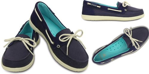 Crocs.com 3 Day Sale: Women's Canvas Loafers ONLY $24.99 Shipped + More