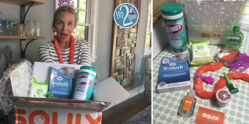 Box of Germ-Fighting Products & Birthday Bag ONLY $4.95 Shipped ($37 Value!)