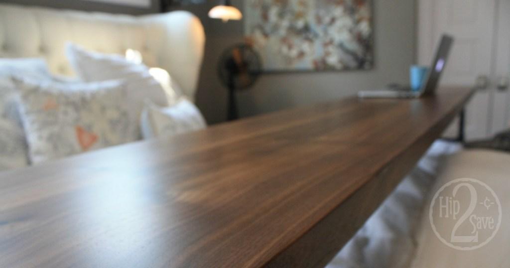 Hip2Save Bed Desk