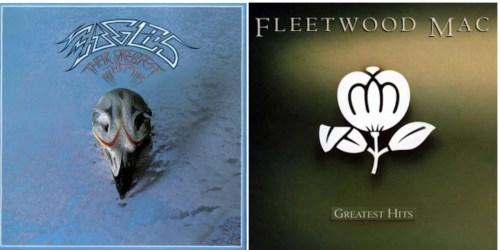 Google Play: 99¢ Albums Including Eagles, Weezer, Fleetwood Mac & More