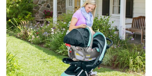 Amazon: Graco Click Connect Travel System Only $137.66 Shipped (Regularly $189.99)