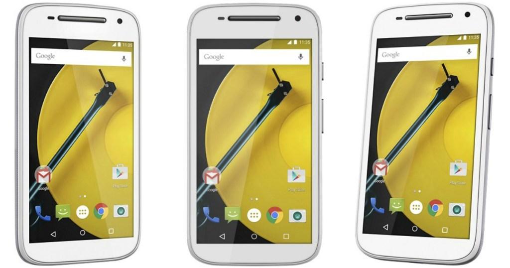 Boost Mobile - Motorola Moto E 4G