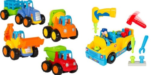 Walmart: F-O-U-R Push and Go Powered Car Toys Only $14.94 (Regularly $44.95) + More