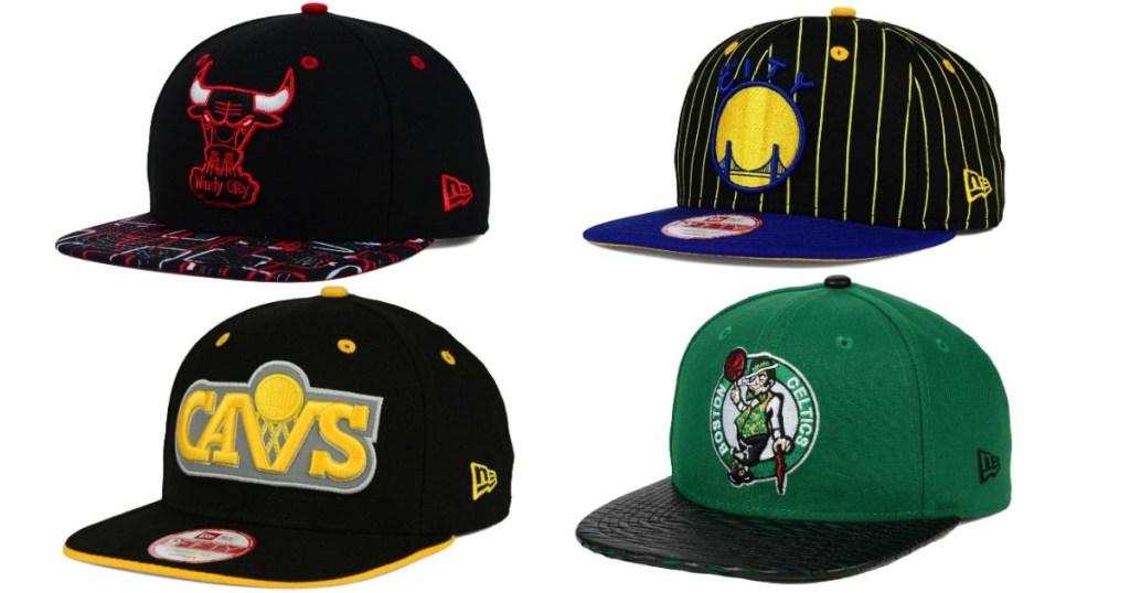 Lids NBA Caps