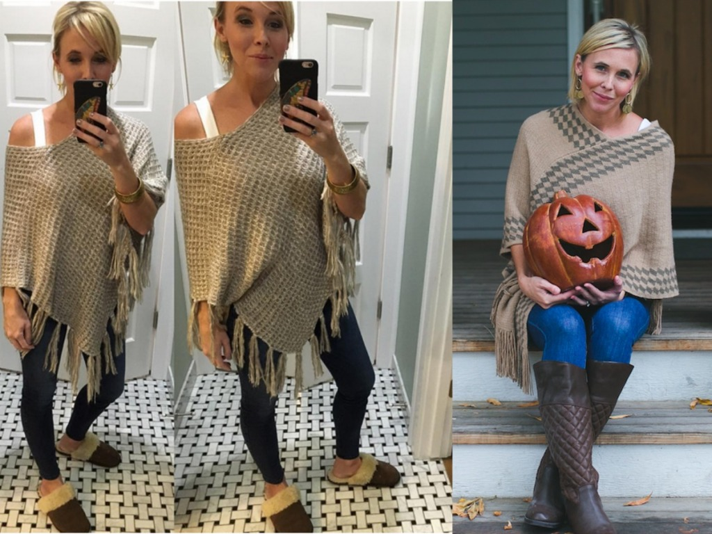 Cents of Style Ponchos